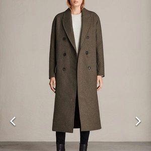 ISO: AllSaints Rhea Dax Coat